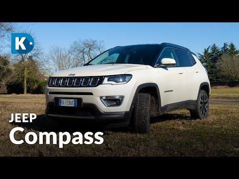 Jeep Compass 2019 | Motori, prezzi e opinioni sul SUV da OFF-ROAD