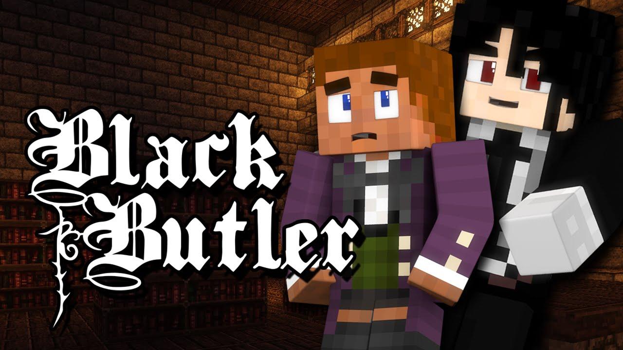 black butler welcome to phantomhive manor minecraft