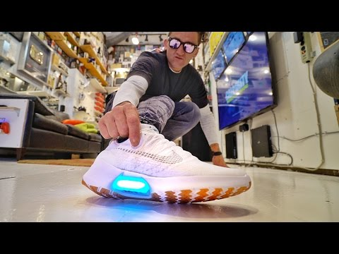 Thumbnail: What Happened to my HyperAdapt's ???