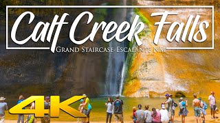 Calf Creek Falls | Grand Staircase-Escalante National Monument 4K