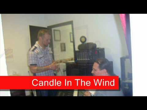 candle in the wind cover by jason guilbault youtube. Black Bedroom Furniture Sets. Home Design Ideas