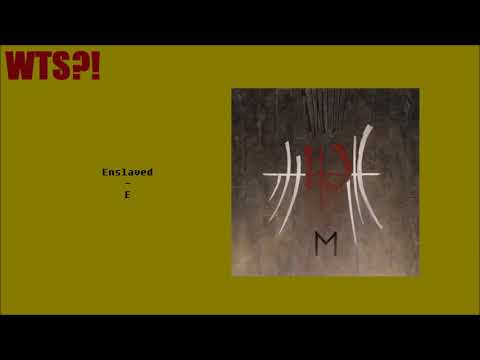 Enslaved - E ALBUM REVIEW
