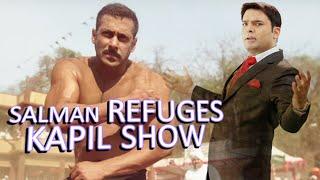 Salman Khan Avoids Kapil Sharma Show For Sultan Movie Promotions | Mango News