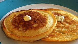 How to make Pancakes with Pancake Mix: Aunt Jemima