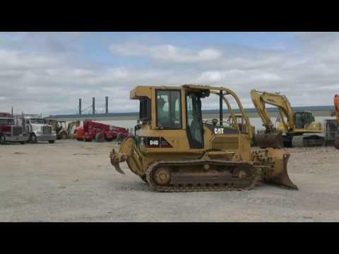 2003 Caterpillar D4G XL Stk#CA1046