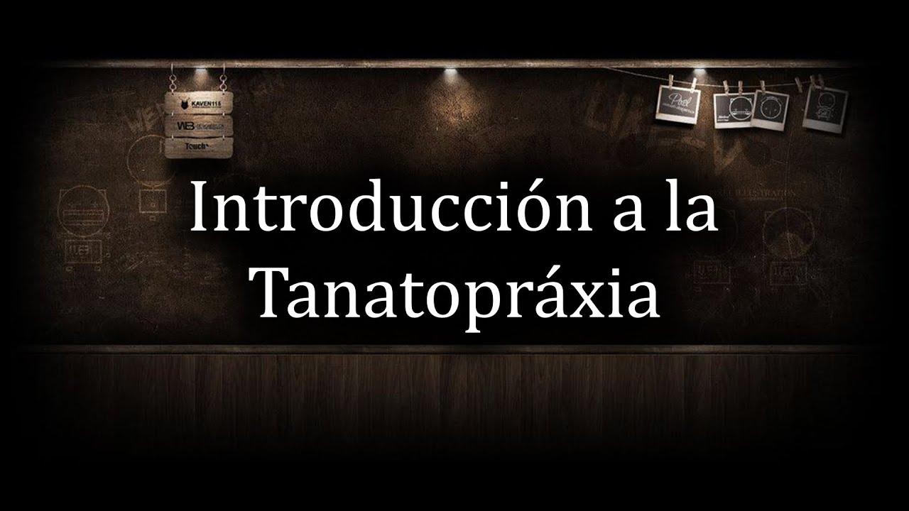Introducción a la tanatopraxia