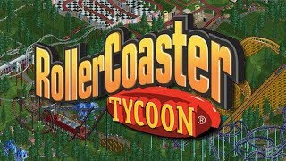 Roller Coaster Tycoon - The King of All Tycoons