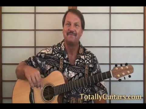 Learn to play Octopus's Garden by The Beatles acoustic guitar lesson