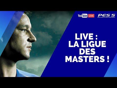 PES 5 : Fin de la Première Saison de Ligue des Masters !