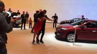 ММАС 2014  Выступление у Renault