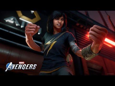 Marvel's Avengers: Kamala Khan Embiggen Trailer  - NYCC 2019 [EN]