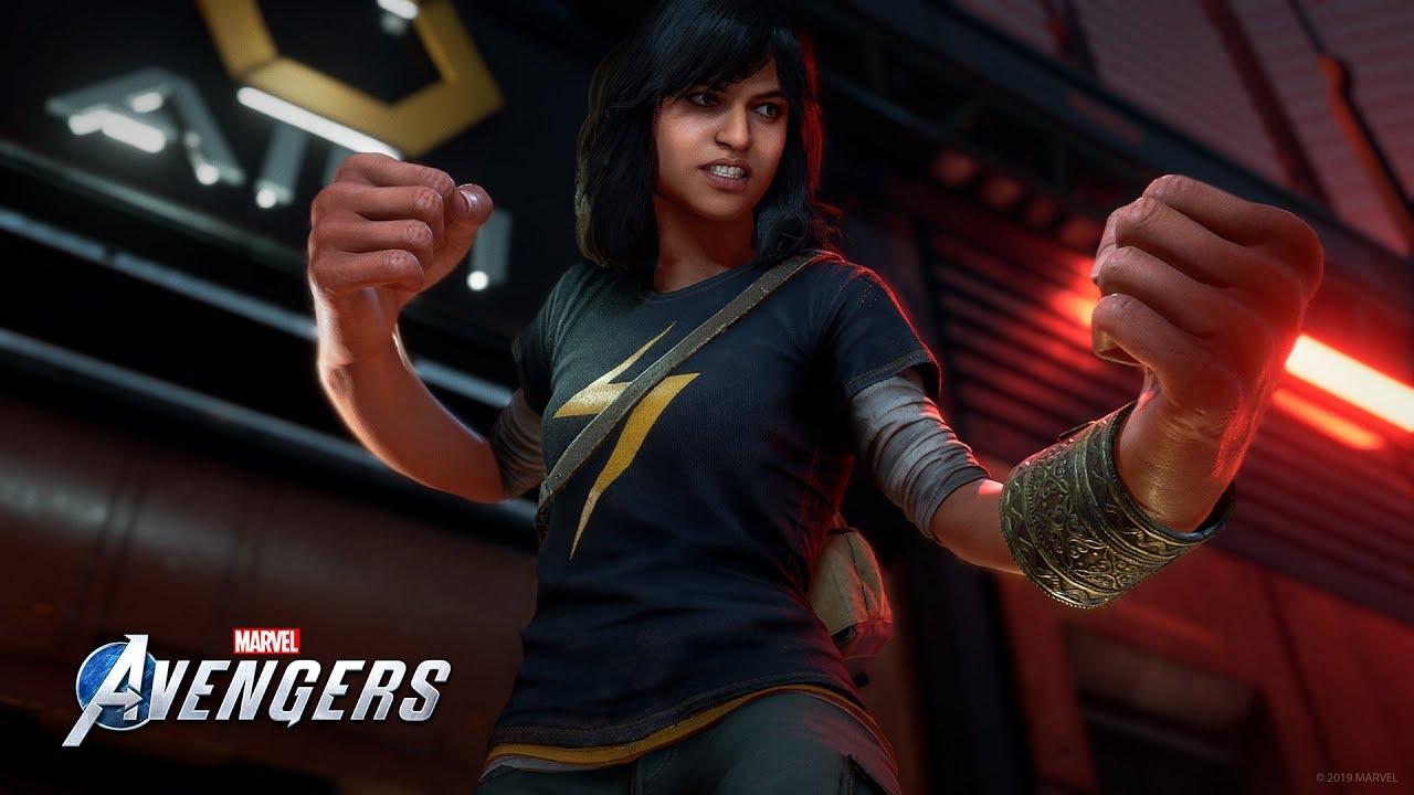 Marvel's Avengers: Kamala Khan Embiggen Trailer