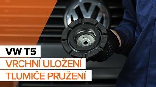 VW TRANSPORTER návody na opravu a praktické tipy