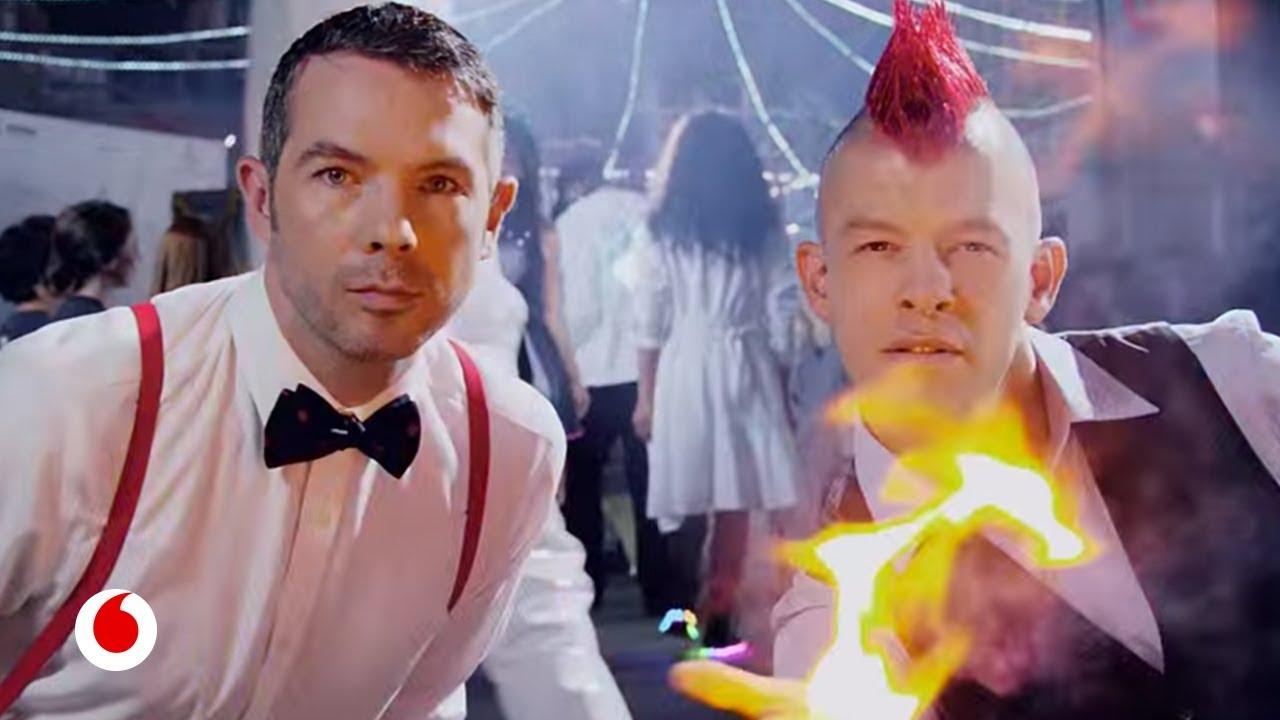 Two Bit Circus: el mayor espectáculo del mundo... de la tecnología