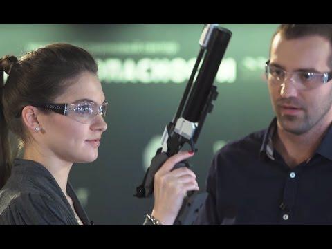 Пневматика без лицензии. Пистолеты. Гражданское оружие