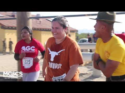 MCRD San Diego Boot Camp Challenge