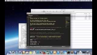 Python Django (урок 2) - создание базы данных, введение в модели