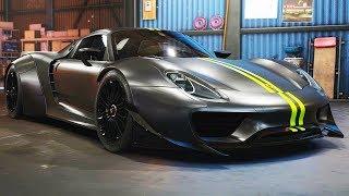 WIDEBODY PORSCHE 918 SPYDER - Need for Speed: Payback - Part 45