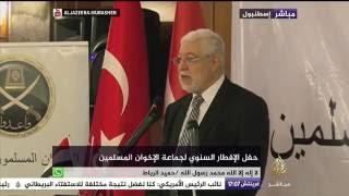 محمود حسين: جماعة الإخوان عصية على الانشقاق