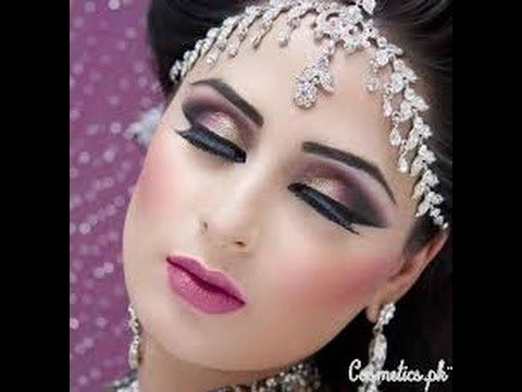 full face make up teaching in normal routine life