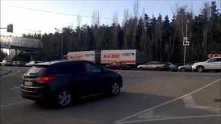 Опасный светофор на проспекте Патриотов