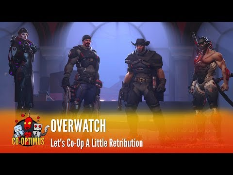 Let's Play Co-Op - Overwatch: Retribution