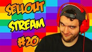 BEST OF NOAHJ456 SELLOUT STREAM #20 (TOMBSTONE FREE EDITION)