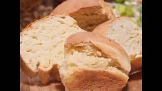 Легкий рецепт домашнего хлеба | Домашний хлеб за 1 час