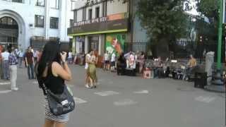 Арбат Бит - Дождь (ДДТ) 31.07.12