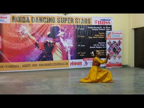 Noida Dancing Super Stars - Season 1 - Auditions (#NDSS) _Paramount Overseas