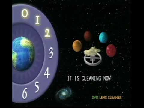 The weirdest dvd cleaner i've ever seen (Allsop DVD Clean Sweep)
