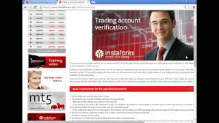 Easy Online Job by UK Forex Academy   How to Create Master and Slave Forex Account