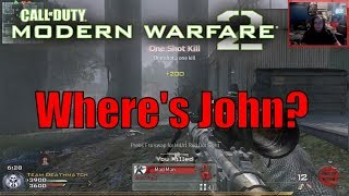Timecast | [Call of Duty: Modern Warfare 2] #3 Call John!
