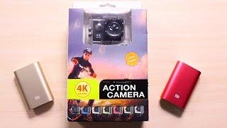 Eken H9 Ultra HD 4K Action Camera | Розпакування | Комплектація | Перші Враження