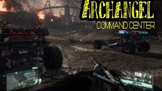 Crysis 3 Gameplay: Archangel command center