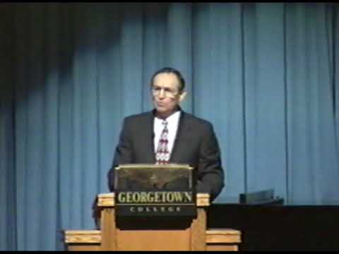 Bill Marshall--Marshall Center-Georgetown College