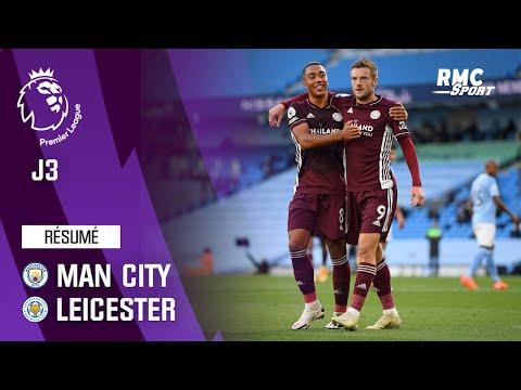 Résumé : Manchester City 2-5 Leicester – Premier League (J3)
