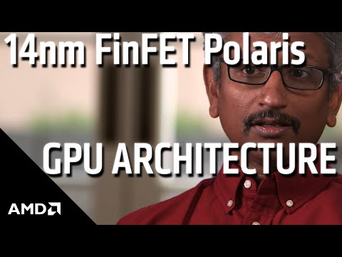 A glimpse of AMD's upcoming 2016 Polaris GPU architecture