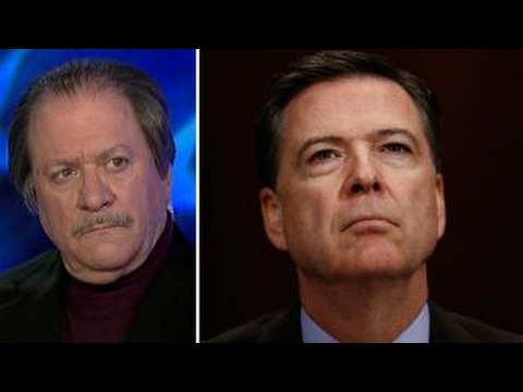 Joe DiGenova: Comey is a danger to this country