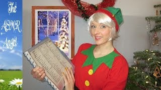 Christmas Elf Role Play ( ASMR - Binaural - 3D Sound )