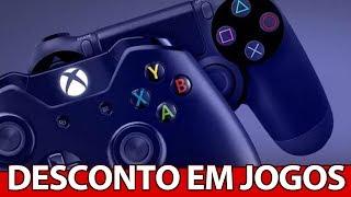 Playstation e XBOX tem jogos MUITO BARATOS, NOVAS ARMAS em PUBG e mudanças em mais jogos