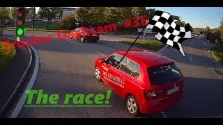 Trucker Dashcam  #36 The race!