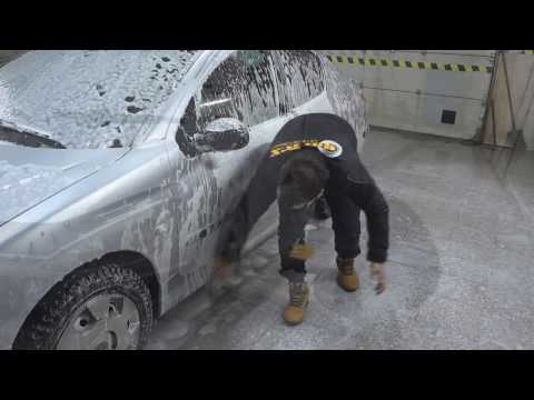 Мойка авто видеоурок