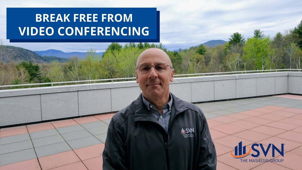 Break Free From Video Conferencing
