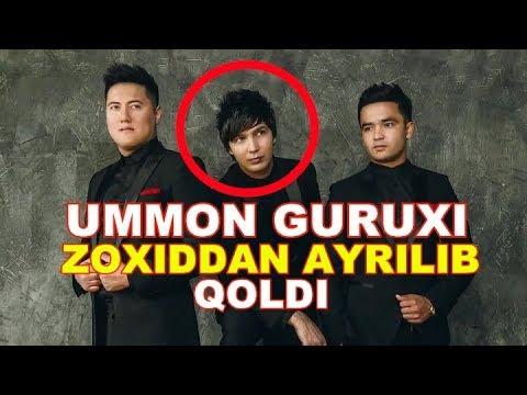 UMMON GURUXI ZOXIDDAN AYRILDI