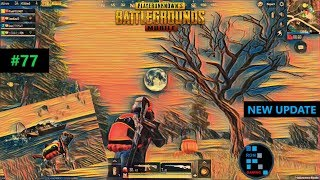 PUBG MOBILE | NEW HALLOWEEN MODE & BRDM-2 ARMORED VEHICLE FUN GAMEPLAY#77
