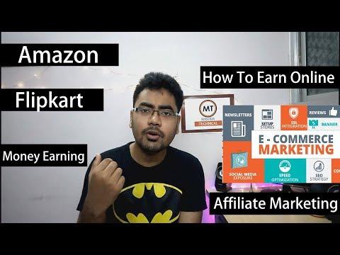 Affiliate Marketing Explaining | Amazon, Flipkart Etc..TAMIL