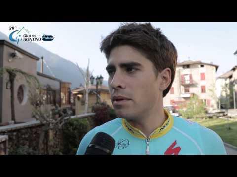 Giro del Trentino Melinda 2015: Mikel Landa at stage-4's eve