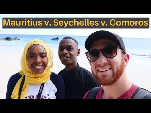 MAURITIUS vs. SEYCHELLES vs. COMOROS