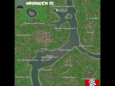 Unturned 31303 Nuevo Mapa Washington YouTube